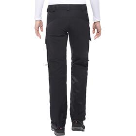 Lundhags Authentic - Pantalon Femme - short noir